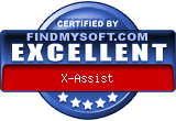 FindMySoft Excellent Certified - 5 star